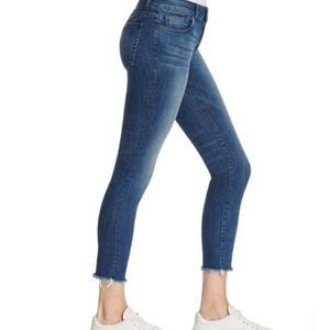 DL 1961 Florence Instasculpt Cropped jeans